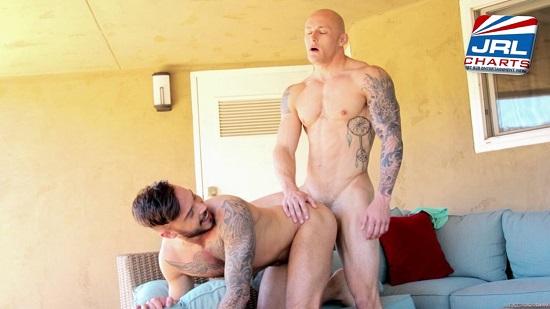 Gay News - Behind-You-DVD-Gay-Porn-trevor-laster-fucks-chris-knight-raw