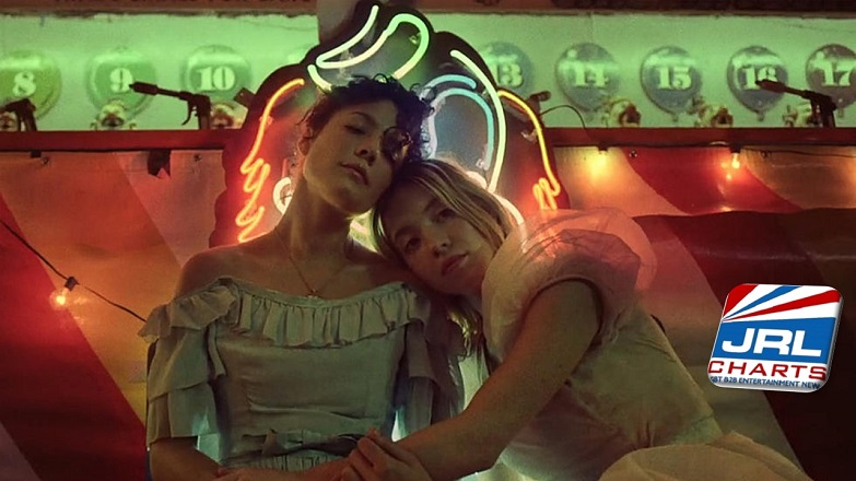 Gay News - Pop Music News - BiSexual Pop Superstar Halsey drops her 'Graveyard' Video