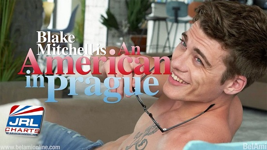 gay porn star Blake Mitchell -An-American-In-Prague-Gay-Porn-BelAmiOnline