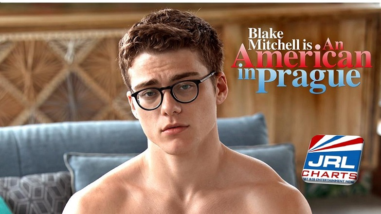 Gay News - Blake Mitchell Is An American in Prague - BelAmiOnline