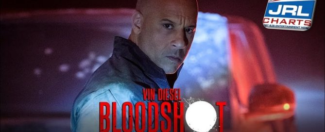 Movie Trailers - Bloodshot - Official Trailer (2020) Vin Diesel First Look