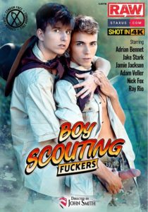 free gay porn - Boy Scouting Fuckers DVD-Raw-Staxus