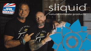 Buck Angel T-Collection launch at Sliquid