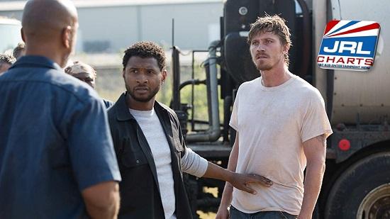 racism movie - Burden - Usher Raymond and Garrett Hedlund