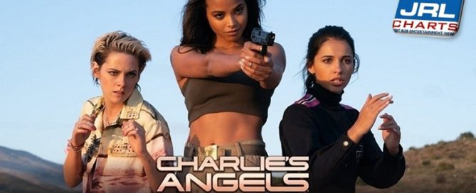CHARLIE'S ANGELS Official Trailer #2