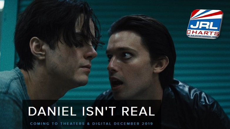Daniel Isn't Real (2019) Watch Sexy Patrick Schwarzenegger