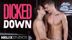Gay News - Dicked Down - Travis Stevens Plows Jacob Hansen on Helix