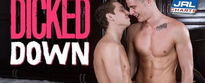 Gay News - Dicked Down - Travis Stevens Plows Jacob Hansen on Helix