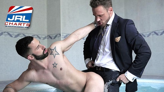 Drenched DVD-Gay-Porn-Logan Moore-and-Sonny-Colucci-MenAtPlay