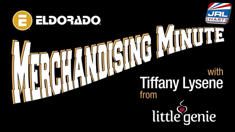 Gay News - Eldorado Merchandising Minute - Tiffany Lysene of little genie