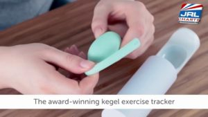 women's toys - Eldorado Presents Elvie Trainer Seafoam Video