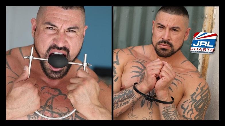 Gay Porn BDSM Gay BDSM - 665 Leather Unleash New BDSM Gear for Men