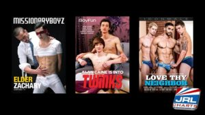 Gay Porn Movie New Releases for October 18 2019