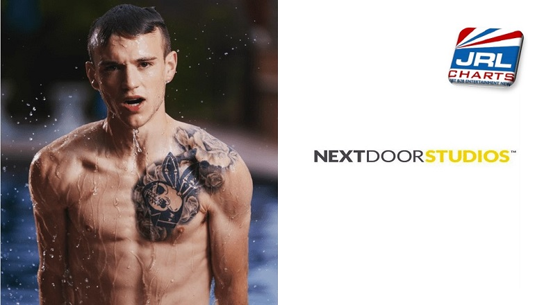 Gay Porn Star Scott Finn Multi-Year Contract with Next Door