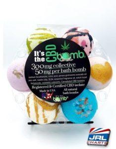 It's the Bomb - It's the CBD Bath Bomb ~ 300 mg per pack