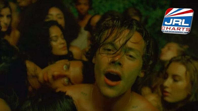 LIGHTS UP MV by Harry Styles Bi Anthem theme [Must Watch]