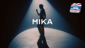 MIKA 'Tomorrow' debuts on the LGBTQ Music Chart Week 42