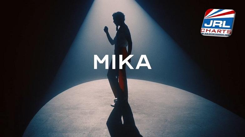 MIKA 'Tomorrow' debuts on the LGBTQ Music Chart Week 42