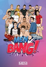 Men Bang! DVD