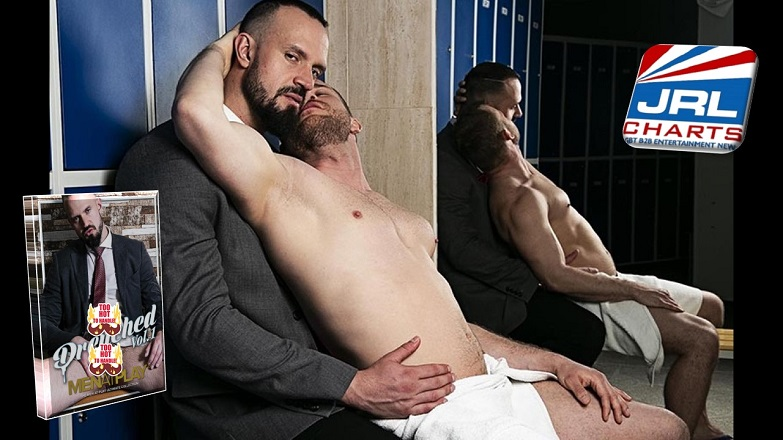gay porn MenAtPlay Presents Drenched DVD Starring Andy Onassis