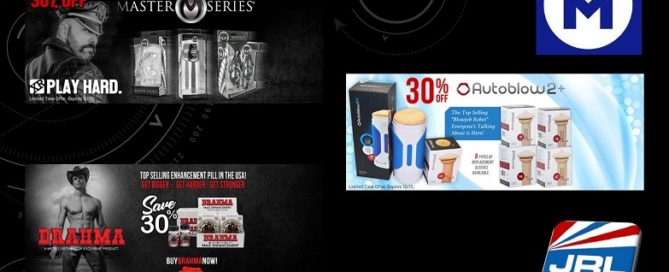 Gay News - Metrob2b Launch Brahma, AutoBlow, Master Series Super Sale