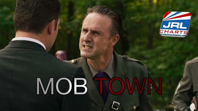 Mob Town Official Trailer (2019) - Saban Films