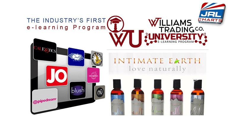 New Intimate Earth Lands at Williams Trading University Site