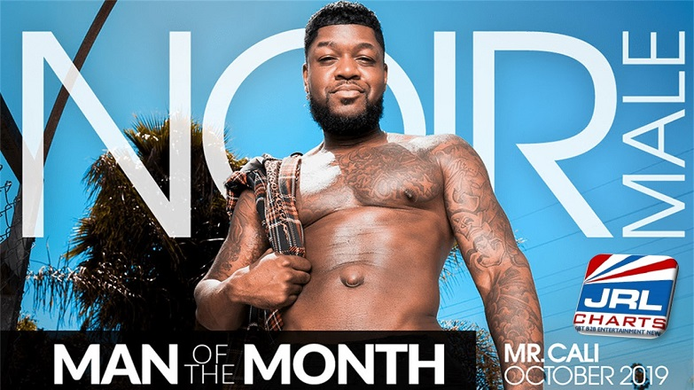 gay news - Noir Male Names Mr. Cali October 'Man of the Month'