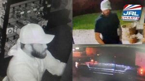 Police Search for Man Who Burglarized Adult Novelty Store