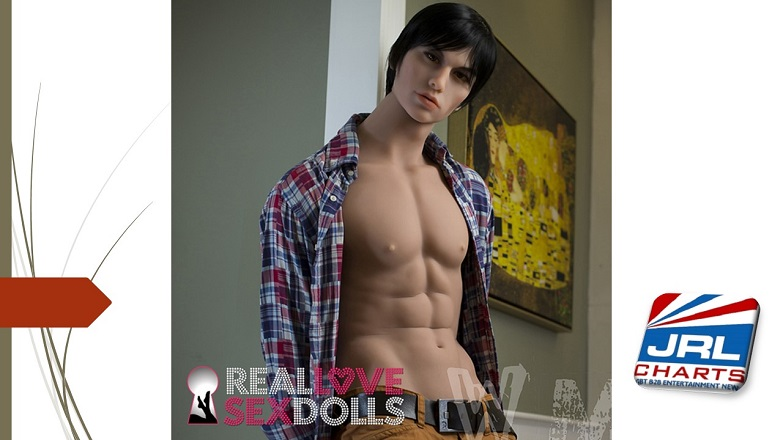 Gay News - Male Sex Toys - Real Love Sex Dolls BRANDON