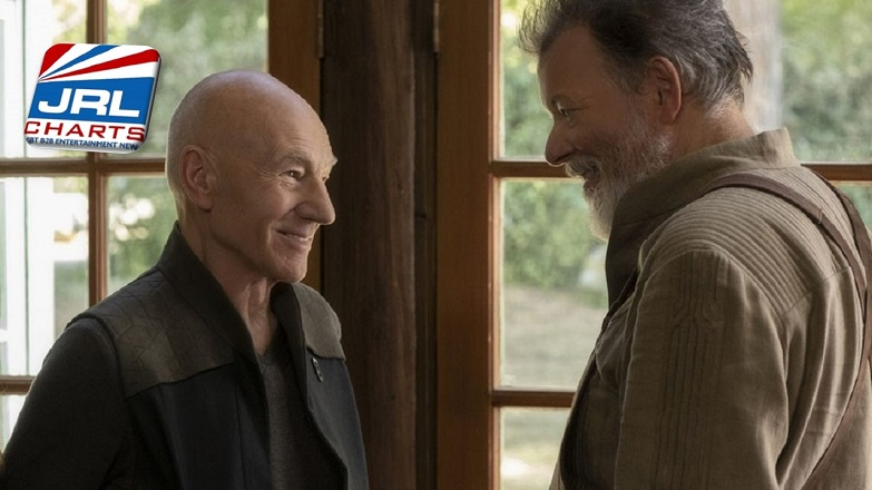 Gay News -CBS All Access - Star Trek Picard Trailer #2 - Data, Riker and Troi are Back