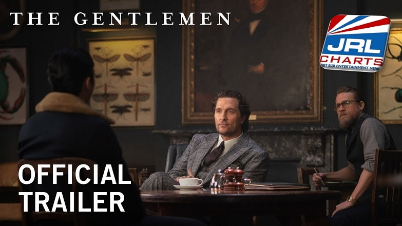 Gay News - Movie Trailers - The Gentlemen (2020)