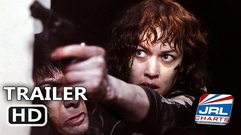 The Courier Official Trailer (2019) Gary Oldman-Olga Kurylenko