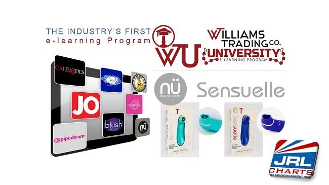 WTULearn Launch New Nü Sensuelle e-Learning Course