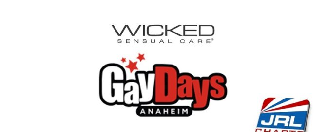 Gay News - Wicked Sensual Care Sponsors Gay Days Anaheim Weekend