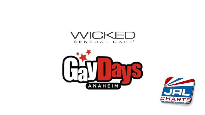 Gay News - Wicked Sensual Care Sponsors Gay Days Anaheim Weekend