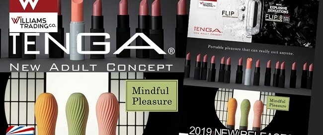 Williams Trading Co. Adds New Items to TENGAⓇ Line Up
