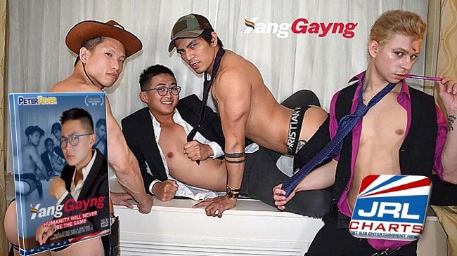 Yang Gayng Gay Porn Parody by Peter Fever Is Here