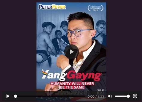 Yang Gayng Gay Porn Parody trailer - PeterFever-Entertainment