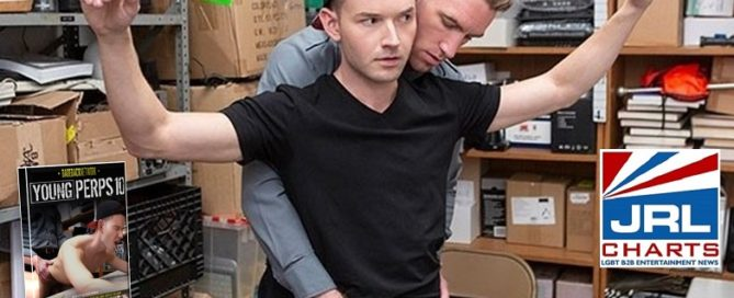 Gay Porn - Young Perps 10 DVD - Nick Fitt Ready to Deliver a Blockbuster