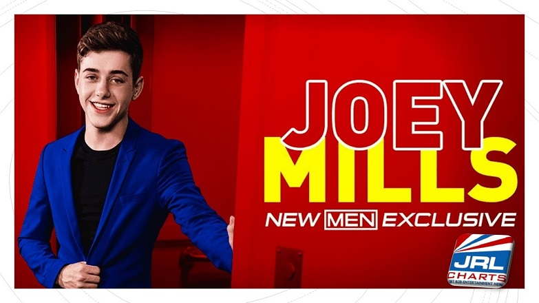 Gay News - Gay Adult Star Joey Mills Inks Exclusive Contract with Men Entertainment