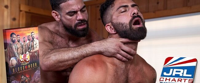 gay porn new - Blood Moon Timberwolves 2 - Ricky Larkin, Adam Ramzi Debut