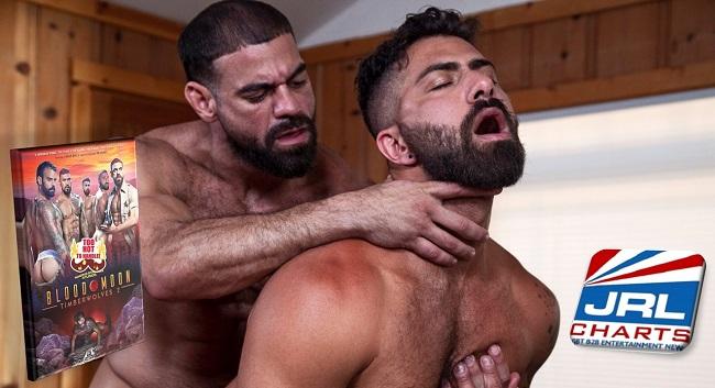 gay porn new - Blood Moon Timberwolves 2 - Ricky Larkin, Adam Ramzi Debut