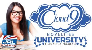 Cloud 9 Novelties Launch New Branded e-Learning Platform
