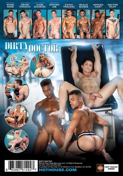 Dirty Doctor DVD - Back-sleeve- Hot House-FSG
