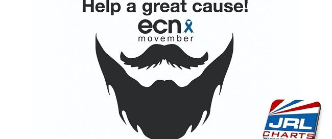 ECN Launches 'No Shave' Movember Fundraising Campaign