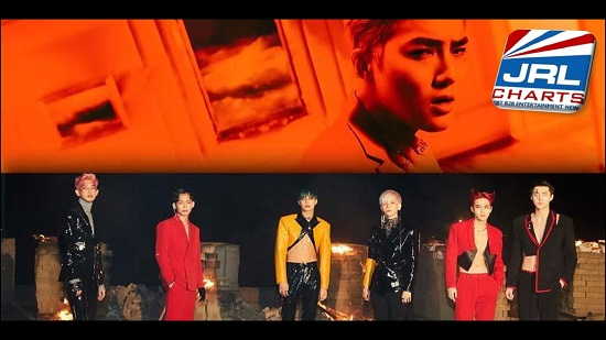 kpop new music - EXO - Obsession MV - SM Town