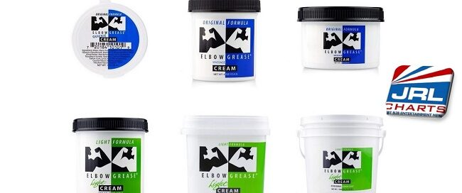 sex lubes - Elbow Grease Now Delivering Next Gen' Creams for Holidays