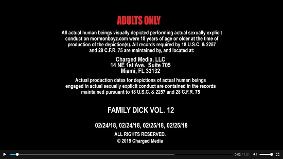 Gay Porn - Family DIck Vol. 12 - Bareback Network Trailer