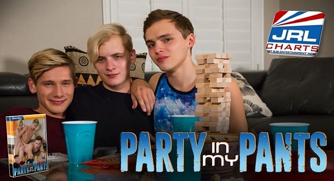 gay porn - Helix Studios Presents Party In My Pants on DVD